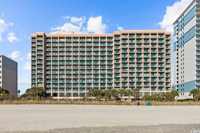 2207 South Ocean Blvd. #709, Myrtle Beach, SC 29577 (MLS #2100354) :: Right Find Homes