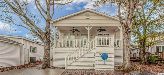6001-5542 South Kings Hwy., Myrtle Beach, SC 29575 (MLS #2100359) :: James W. Smith Real Estate Co.