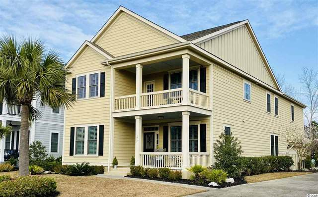 1217 East Isle Of Palms Ave., Myrtle Beach, SC 29579 (MLS #2100361) :: The Lachicotte Company