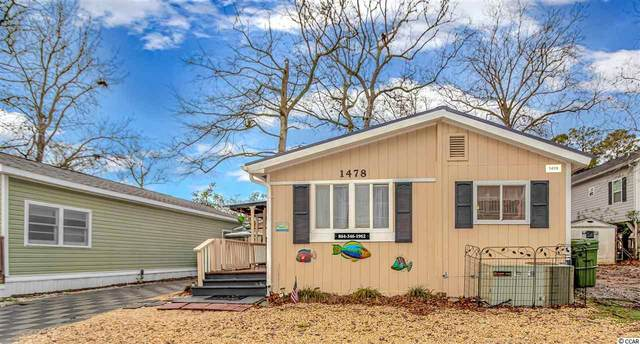 6001-1478 South Kings Hwy., Myrtle Beach, SC 29575 (MLS #2100363) :: James W. Smith Real Estate Co.