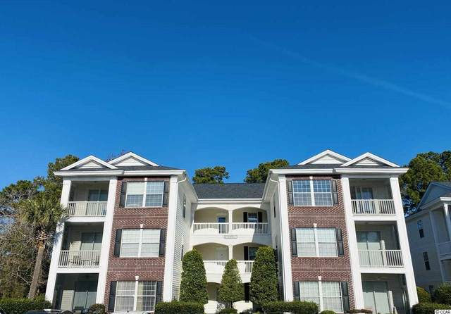 1314 River Oaks Dr. 1-O, Myrtle Beach, SC 29579 (MLS #2100368) :: Hawkeye Realty