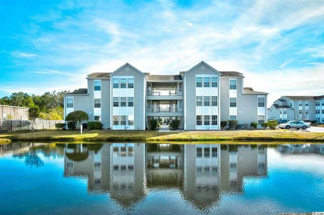 2270 Andover Dr. J, Myrtle Beach, SC 29575 (MLS #2100395) :: Grand Strand Homes & Land Realty