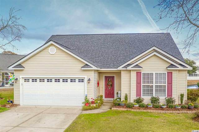 560 West Oak Circle Dr., Myrtle Beach, SC 29588 (MLS #2100403) :: Welcome Home Realty