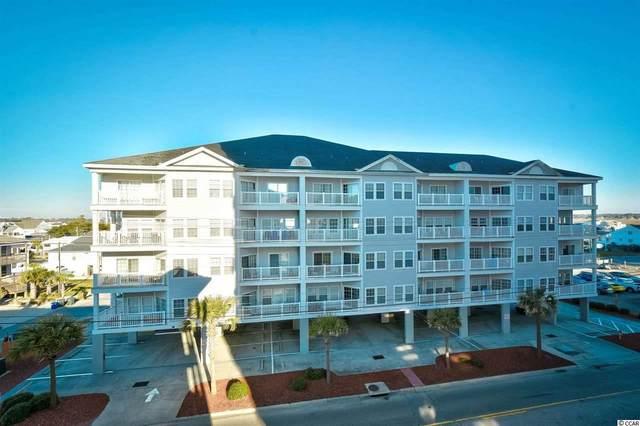 3401 N Ocean Blvd. #109, North Myrtle Beach, SC 29582 (MLS #2100410) :: Garden City Realty, Inc.