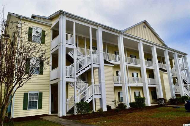 5822 Longwood Dr. #301, Murrells Inlet, SC 29576 (MLS #2100411) :: Right Find Homes
