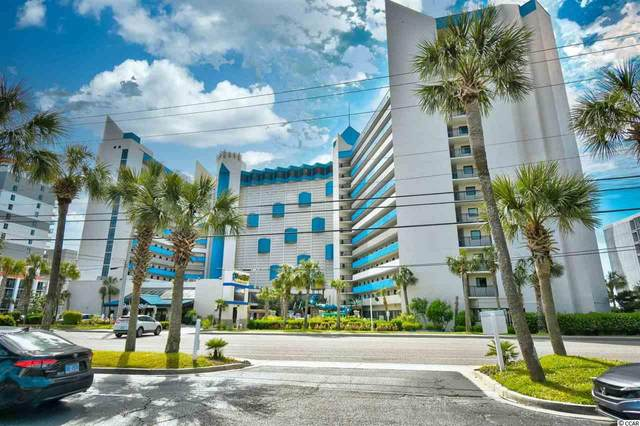 7100 N Ocean Blvd. #1521, Myrtle Beach, SC 29572 (MLS #2100415) :: Welcome Home Realty