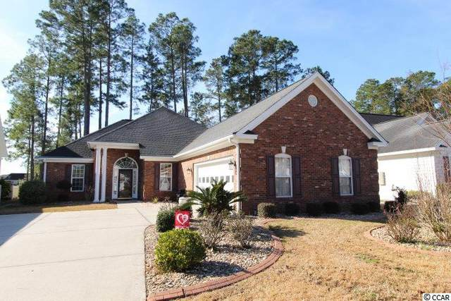 729 Helms Way, Conway, SC 29526 (MLS #2100421) :: Welcome Home Realty