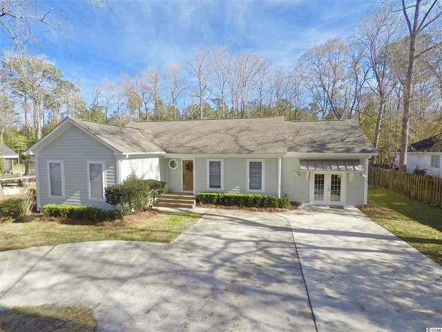 146 Silver Hill Ln., Pawleys Island, SC 29585 (MLS #2100428) :: The Lachicotte Company