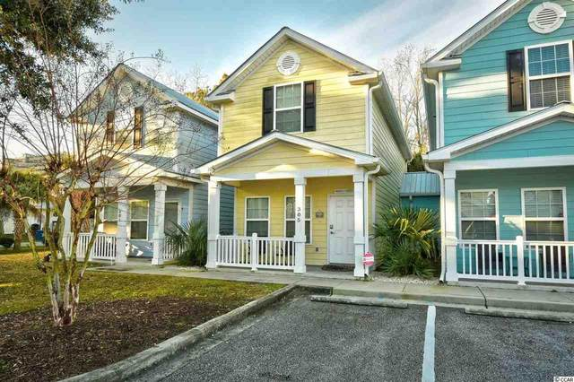 305 Snorkel Way #102, Myrtle Beach, SC 29577 (MLS #2100435) :: Duncan Group Properties