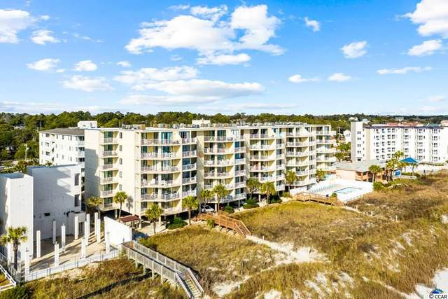 4605 Ocean Blvd. S G6, North Myrtle Beach, SC 29582 (MLS #2100456) :: Right Find Homes
