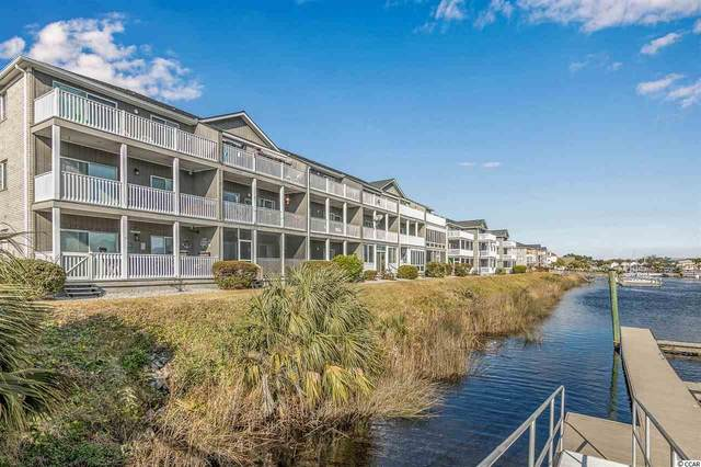 4526 N Plantation Harbour Dr. C-2, Little River, SC 29566 (MLS #2100457) :: The Greg Sisson Team