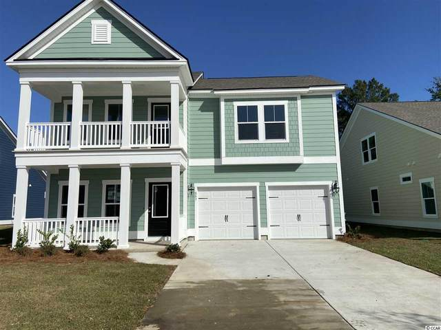 2142 Blue Crane Circle, Myrtle Beach, SC 29577 (MLS #2100464) :: Garden City Realty, Inc.