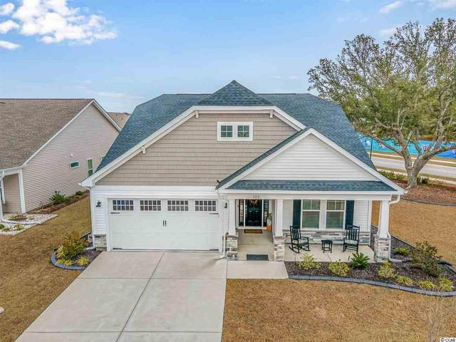 500 Blue Oat Dr., Little River, SC 29566 (MLS #2100493) :: The Lachicotte Company