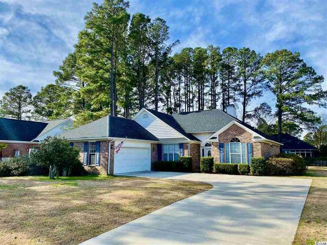 2913 Mashie Dr., Myrtle Beach, SC 29577 (MLS #2100494) :: Welcome Home Realty