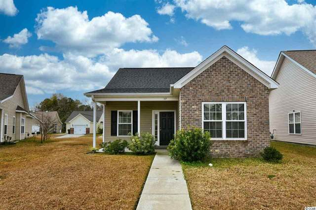 117 Orleans Ct., Conway, SC 29527 (MLS #2100499) :: The Lachicotte Company