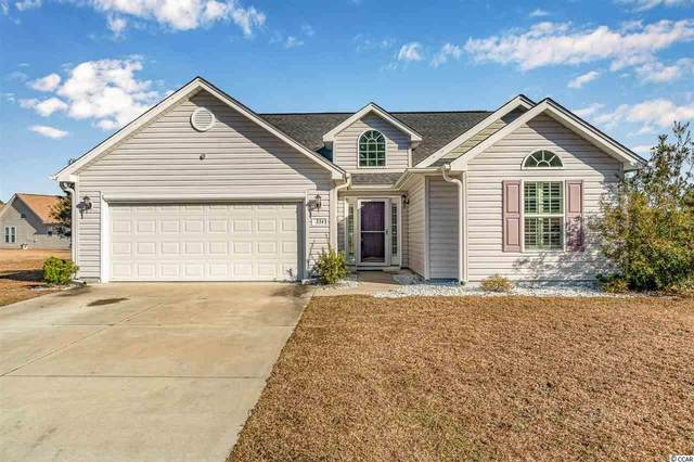 334 Encore Circle, Myrtle Beach, SC 29579 (MLS #2100500) :: Welcome Home Realty