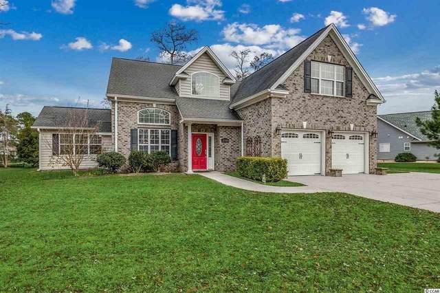 2723 Sanctuary Blvd., Conway, SC 29526 (MLS #2100512) :: Armand R Roux | Real Estate Buy The Coast LLC