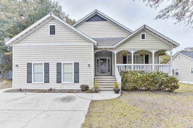 84 Voyagers Dr., Pawleys Island, SC 29585 (MLS #2100523) :: Duncan Group Properties