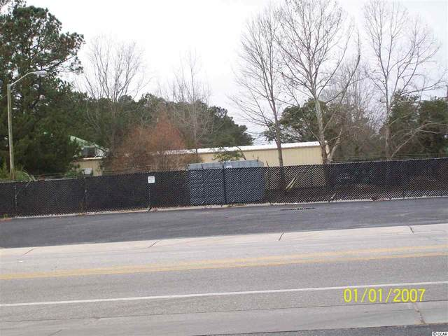 1101 3rd Ave. S, Myrtle Beach, SC 29577 (MLS #2100534) :: The Litchfield Company