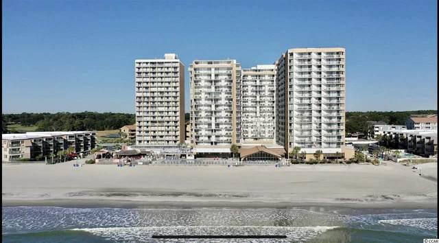9550 Shore Dr. #802, Myrtle Beach, SC 29572 (MLS #2100537) :: The Greg Sisson Team
