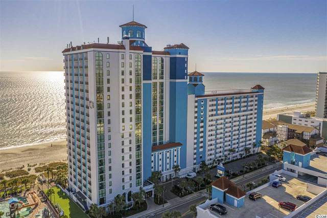 3000 N Ocean Blvd. #527, Myrtle Beach, SC 29577 (MLS #2100538) :: Duncan Group Properties