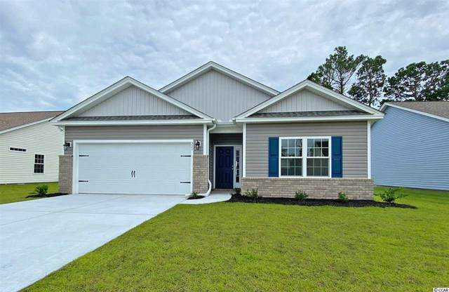 542 Rycola Circle, Surfside Beach, SC 29575 (MLS #2100546) :: The Greg Sisson Team with RE/MAX First Choice