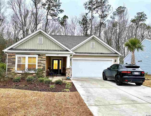 107 Clearwater Dr., Pawleys Island, SC 29585 (MLS #2100575) :: Coastal Tides Realty