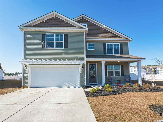 262 Rolling Woods Ct., Little River, SC 29566 (MLS #2100588) :: Right Find Homes