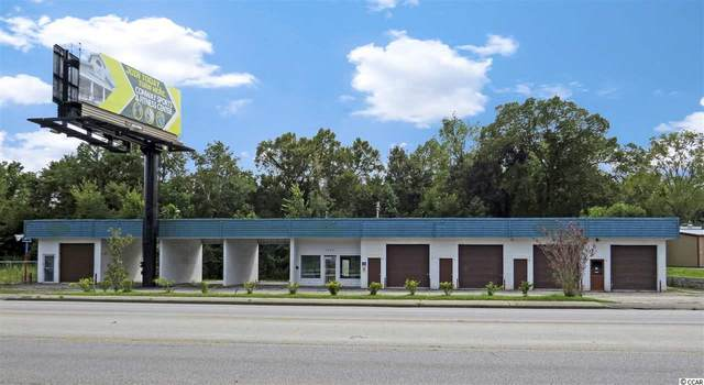 1727 Church St., Conway, SC 29527 (MLS #2100592) :: The Litchfield Company