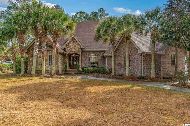 1802 Braewood Ct., Myrtle Beach, SC 29575 (MLS #2100609) :: The Litchfield Company