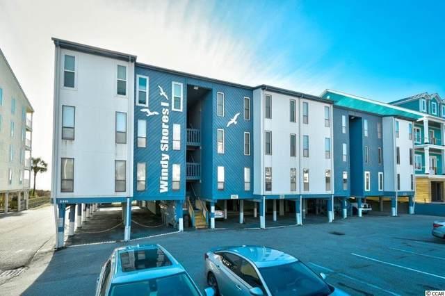 3301 S Ocean Blvd. #202, North Myrtle Beach, SC 29582 (MLS #2100624) :: James W. Smith Real Estate Co.