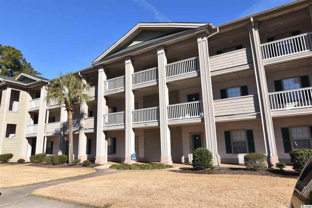 562 Blue Stem Dr. 54-M, Pawleys Island, SC 29585 (MLS #2100628) :: Right Find Homes
