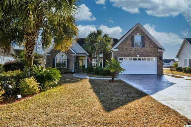 527 Belton Dr., Conway, SC 29526 (MLS #2100632) :: James W. Smith Real Estate Co.