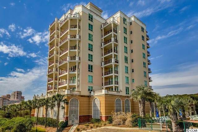 122 Vista Del Mar Ln. 2-104, Myrtle Beach, SC 29572 (MLS #2100635) :: Coastal Tides Realty