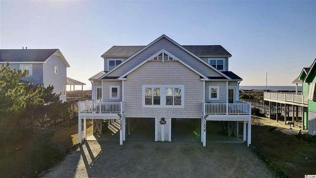 1295 W Ocean Blvd., Holden Beach, NC 28462 (MLS #2100665) :: The Lachicotte Company
