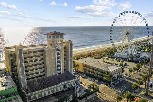 1200 N Ocean Blvd. #601, Myrtle Beach, SC 29577 (MLS #2100674) :: Welcome Home Realty