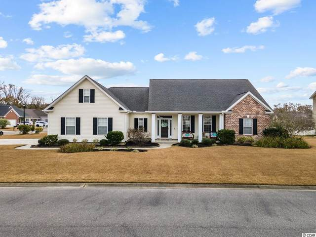 262 Oak Landing Dr., Conway, SC 29527 (MLS #2100678) :: The Litchfield Company