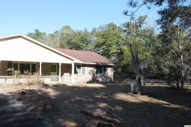 290 Ibis Ave., Georgetown, SC 29440 (MLS #2100690) :: The Litchfield Company