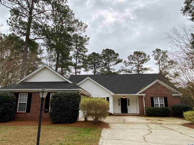 159 King George Rd., Georgetown, SC 29440 (MLS #2100694) :: The Lachicotte Company