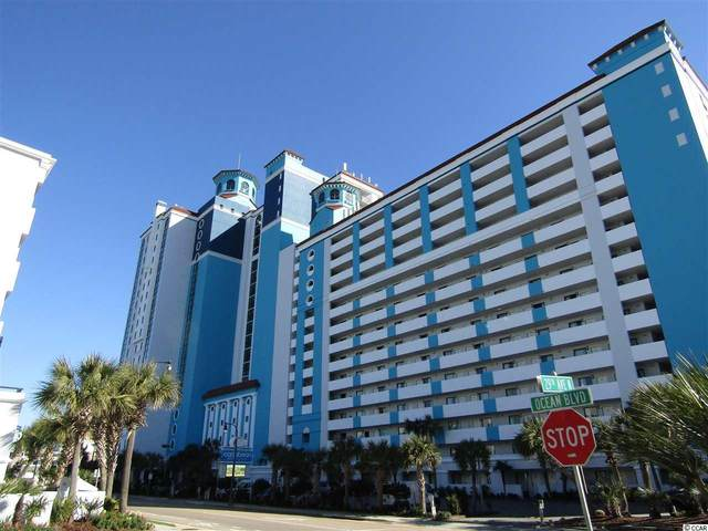 3000 N Ocean Blvd. #1702, Myrtle Beach, SC 29577 (MLS #2100696) :: The Lachicotte Company
