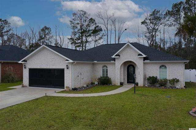 639 Charter Dr., Longs, SC 29568 (MLS #2100701) :: Garden City Realty, Inc.