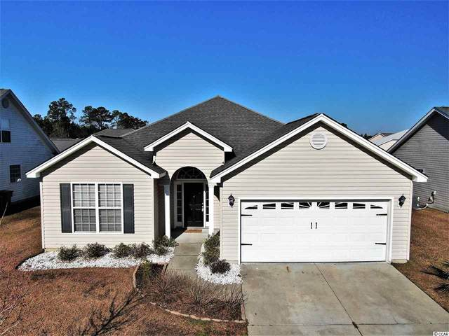 290 Sea Turtle Dr., Myrtle Beach, SC 29588 (MLS #2100720) :: The Lachicotte Company