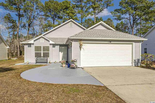 119 Retreat Pl., Little River, SC 29566 (MLS #2100723) :: James W. Smith Real Estate Co.