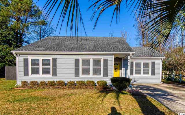 9634 Kings Grant Dr., Murrells Inlet, SC 29576 (MLS #2100735) :: The Litchfield Company