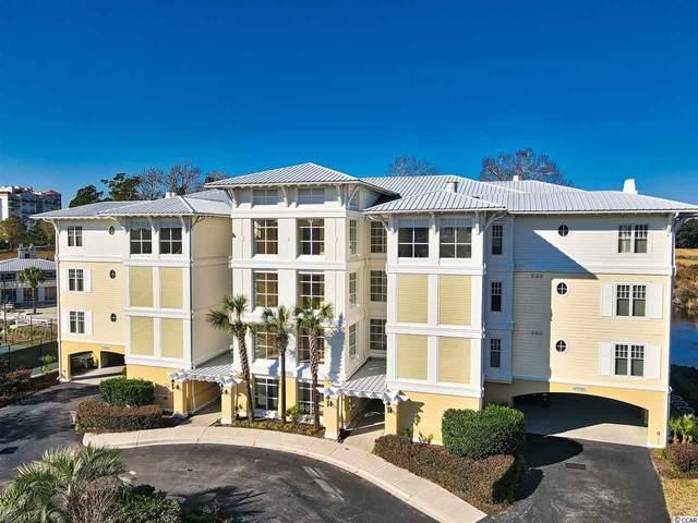 1352 Villa Marbella Ct. 1-104, Myrtle Beach, SC 29572 (MLS #2100745) :: Duncan Group Properties