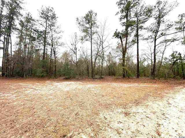 TBD Whispering Woods Rd., Conway, SC 29526 (MLS #2100760) :: The Litchfield Company