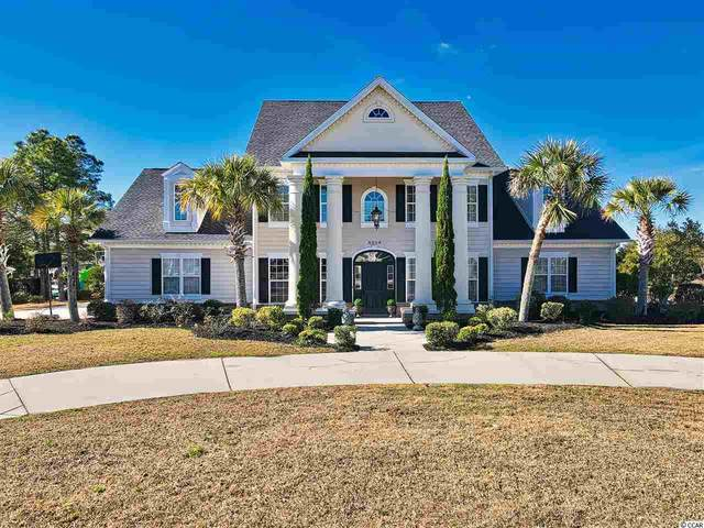 8308 Juxa Dr., Myrtle Beach, SC 29579 (MLS #2100764) :: Jerry Pinkas Real Estate Experts, Inc