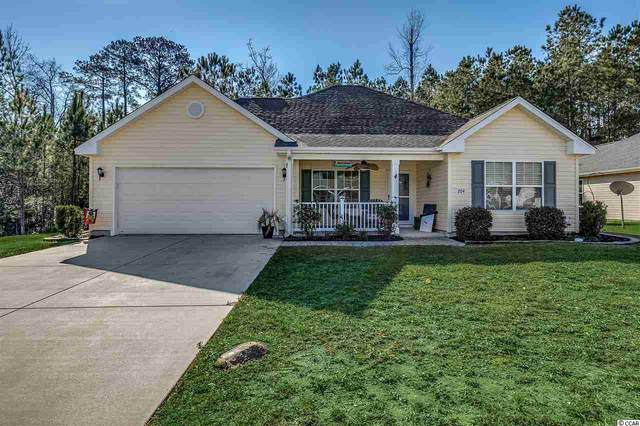 204 Upper Saddle Circle, Conway, SC 29526 (MLS #2100767) :: The Lachicotte Company