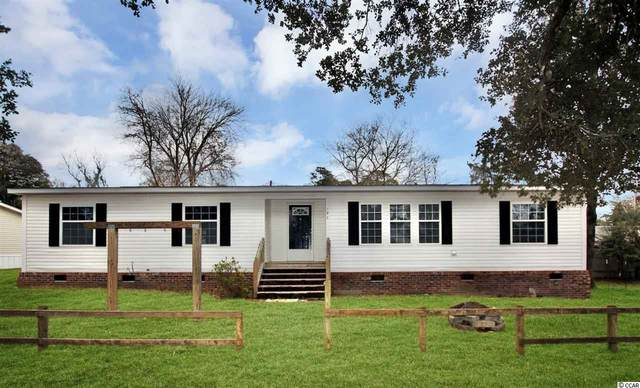592 Trizzie Trail, Murrells Inlet, SC 29576 (MLS #2100784) :: The Greg Sisson Team with RE/MAX First Choice