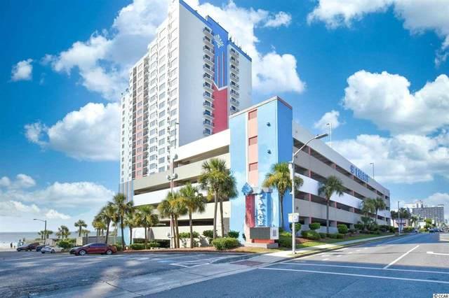 1605 S Ocean Blvd. #206, Myrtle Beach, SC 29577 (MLS #2100786) :: James W. Smith Real Estate Co.